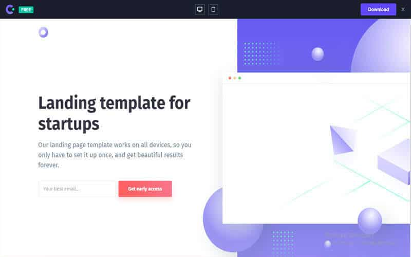 Holly website for free templates