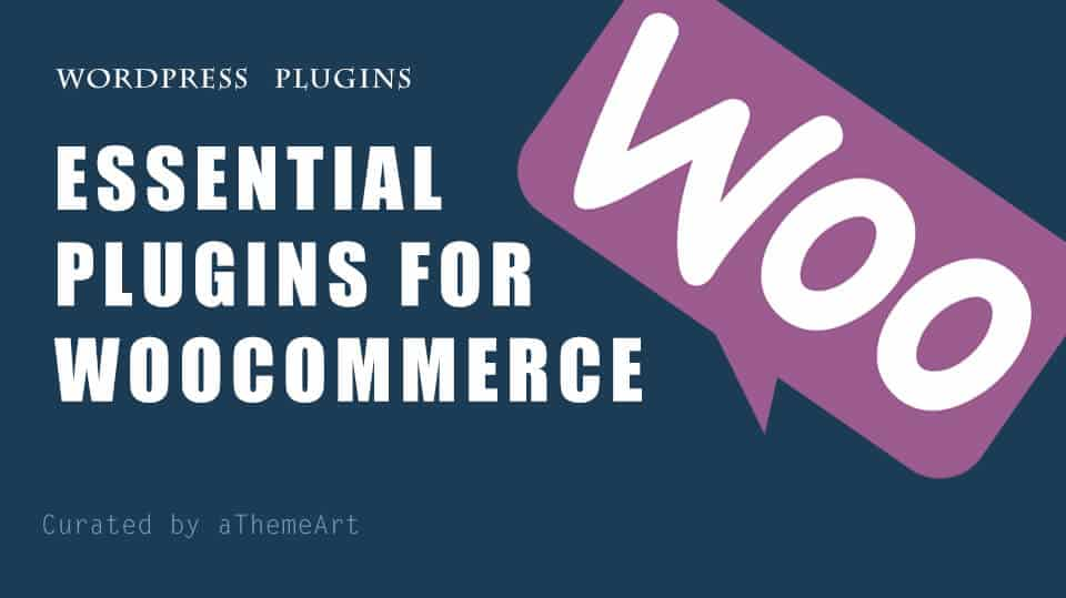 Essential Plugins for Woocommerce to Manage WooCommerce store