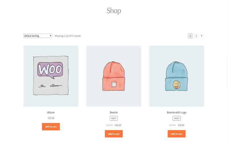 Preview screenshots of Add To Cart Suggestion Popup - WooCommerce
