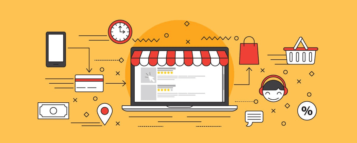 What is e-commerce marketing