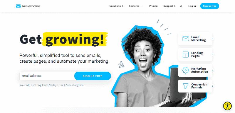 GetResponse - Email Marketing Automation